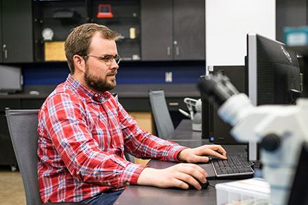 Joshua Brinkerhoff is an assistant professor in the School of Engineering at UBC Okanagan