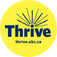 Thrive UBC logo