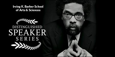 Photo of Cornel West