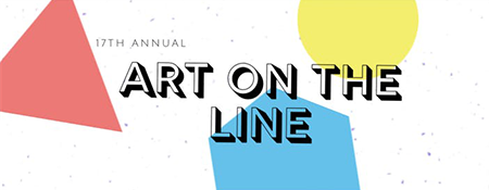 Art on the Line banner image
