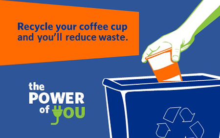 Sustainability Office Recycling 101 graphic