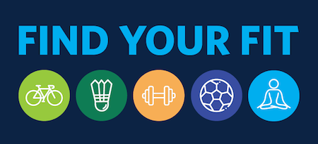Find your fit - Group Fit graphic