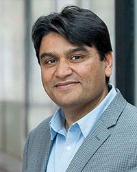 Rehan Sadiq, associate dean for the School of Engineering.