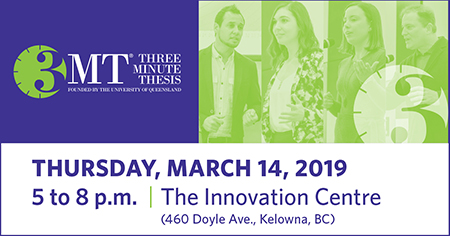 3MT final event graphic