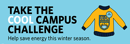 Cool Campus Challenge graphic