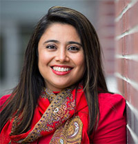 Susana Caxaj, assistant professor of nursing, is one of the leaders of a new project that will look into the unique and evolving struggles faced by migrant workers.