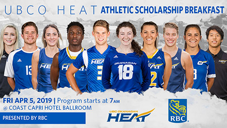 Athletic Scholarship Breakfast image
