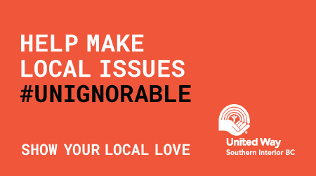 United Way campaign graphic