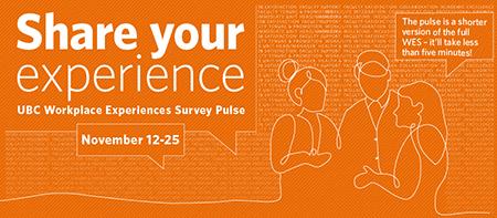 Workplace Experiences Survey graphic