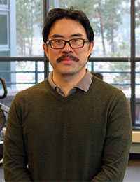 Brodie Sakakibara is an assistant professor with the Centre for Chronic Disease Prevention and Management.