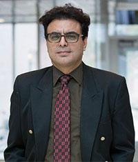Hadi Mohammadi is an assistant professor in the School of Engineering.