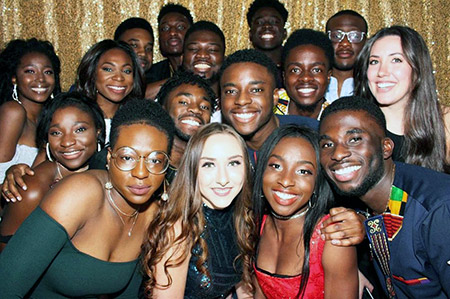 UBCO's African Caribbean Student Club highlights the diversity of the students at the university campus. Active for more than five years, the club has grown to more than 300 members.