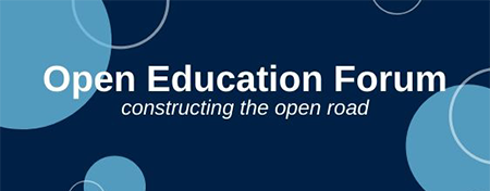 Open Education Forum graphic