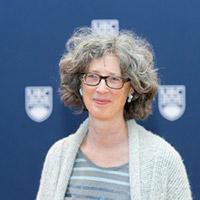 Creative Writing Professor Nancy Holmes