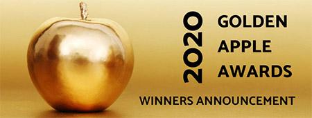 Golden Apple award image