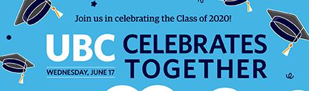 UBC Celebrates Together images