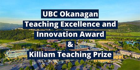 Teaching Awards image
