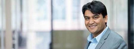 Rehan Sadiq,professor of civil engineering and the executive associate dean ofthe School of Engineering