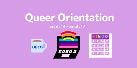 Queer Orientation graphic