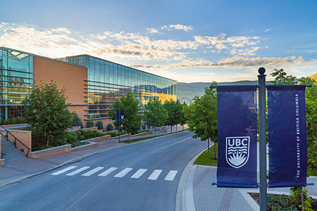 Picture of UBCO campus
