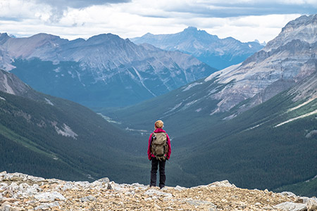 UBCO experts offer tips on how to camp and hike cleanly.