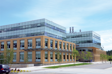 Picture of EME building