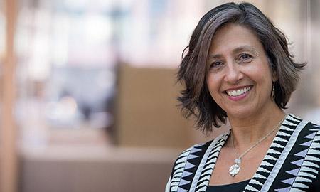 Karen Ragoonaden, professor of teaching and senior faculty advisor to the president.