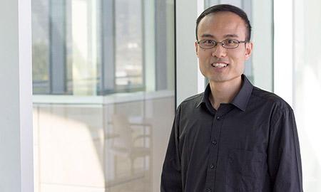 Chen Feng, assistant professor of engineering.