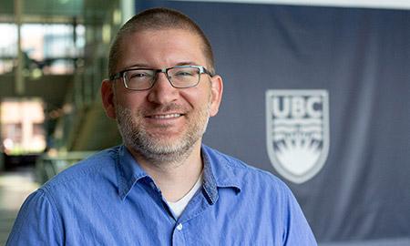 Ian Foulds, associate professor of engineering.