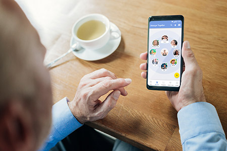 The Stronger Together project connects patients with expert resources, online counselling, daily health trackers and opportunities to build social connections with Canadians experiencing similar health circumstances.