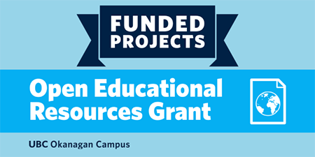 Open Educational Resources Grant graphic