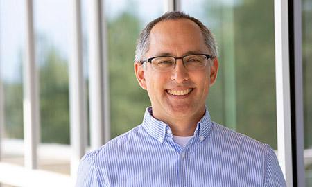 Dr. Jannik Eikenaar, assistant professor of teaching.