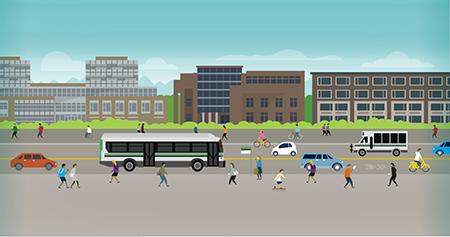 Campus Planning graphic
