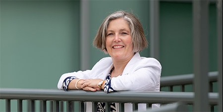 Dr. Sarah Brears is the Regional Associate Dean, Interior, for the Faculty of Medicine's Southern Medical Program (SMP)