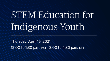 STEM education for Indigenous youth in Canada