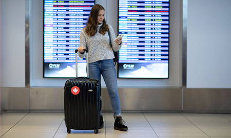 While COVID-19 has temporarily paused most international travel, UBC remains committed to attracting, engaging and retaining a diverse global community of outstanding students.