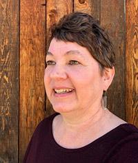 2021 Okanagan Short Story Contest first-place winner Jorie Soames.