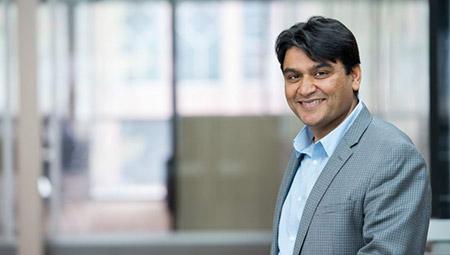 Dr. Rehan Sadiq, executive associate dean of the School of Engineering.