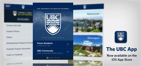 UBC launches iPhone app