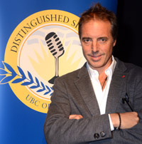 National Geographic journalist and author Dan Buettner was in Kelowna as part of the Distinguished Speaker Series, sponsored by UBC's Okanagan campus. Buettner spoke at the RCA about Blue Zones where people live long, healthier lives.
